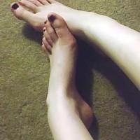 pied sexy pour homme fetichiste de Lyon